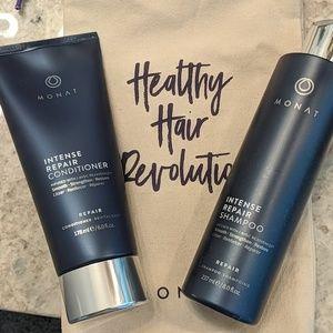 NEW MONAT Intense Repair Shampoo & Conditoner